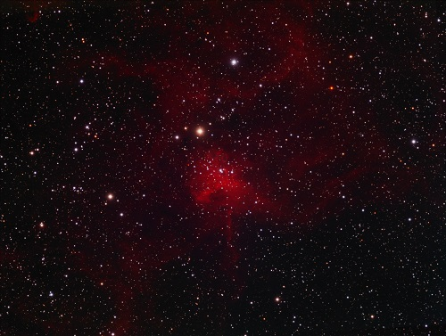 IC 417 - Emission Nebula in Auriga