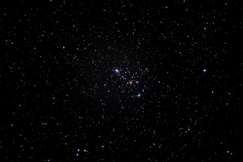 M103 - Cluster in Cassiopeia