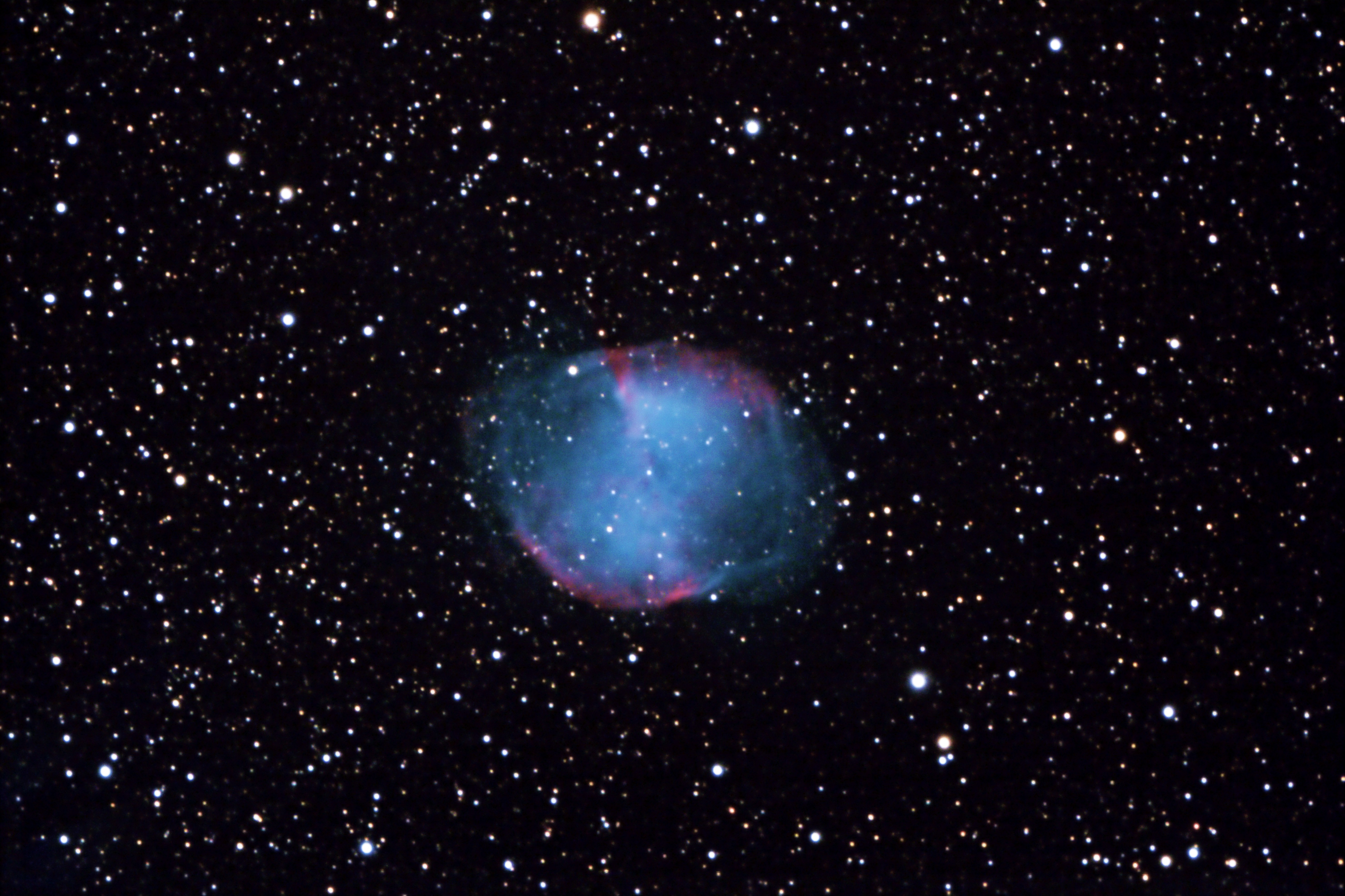 M27 Dumbbell Nebula - Pics about space