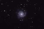 M74 - Galaxy in Pisces