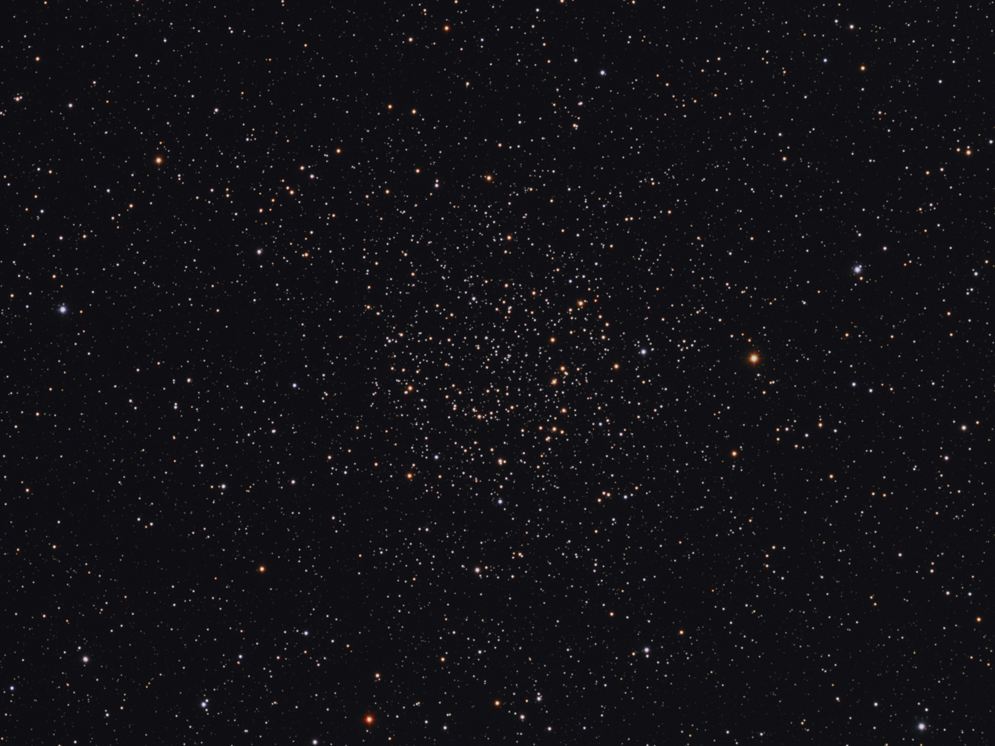 NGC 7789 - Cluster in Cassiopeia
