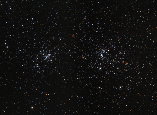 Double Cluster (NGC 869 and 884)